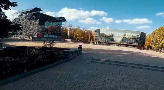 Как выглядит оккупированный и полузаброшенный Донецк осенью 2108 года. Фото