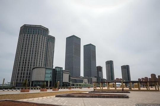 Самый большой в мире город-призрак