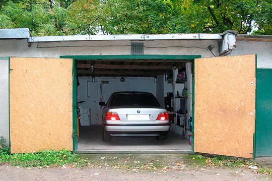 Как избавиться от конденсата в гараже