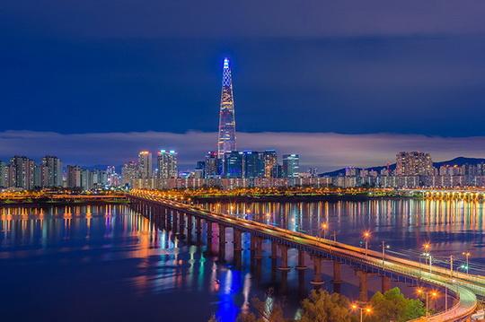 В Южной Корее открылось частное метро