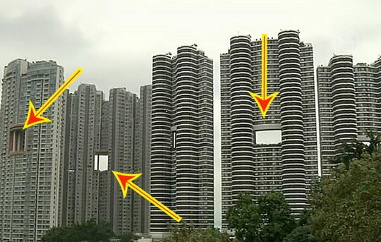 Почему в Гонконге строят «дырявые» небоскрёбы