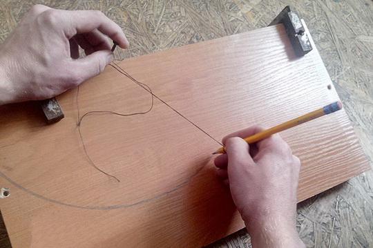 Мастер-класс: как сделать полку из ДСП своими руками