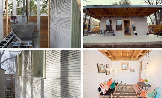 Как за сутки построить дом стоимостью всего 4 тысячи долларов