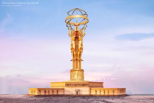 5 памятников, которые так и не построили в США