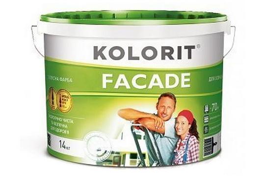 Какие фасадные краски представлены на украинском рынке. Обзор