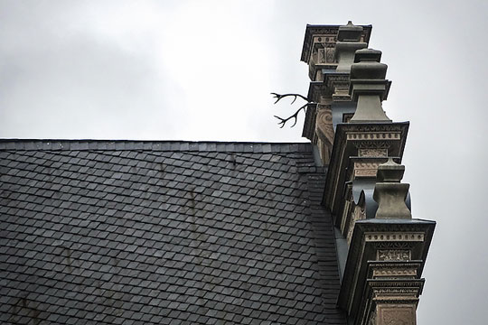 Курьезы: как архитектор отомстил своему заказчику. Фото