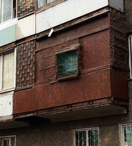 14 самых невероятных балконов мира