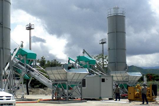 Итальянский бетонный завод IMER Group