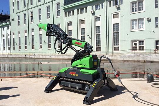 Строительные роботы Avant Robot 185