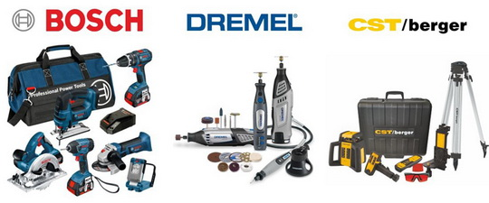 Какие компании стоят за известными брендами электроинструмента