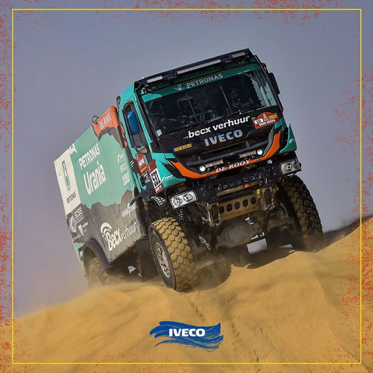 IVECO на ралли «Дакар-2020»