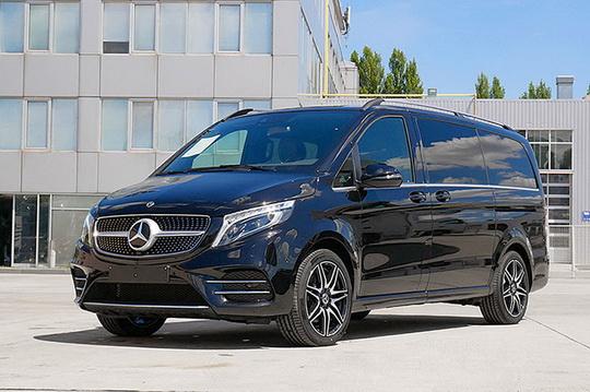 Техника Mercedes-Benz на первой украинской он-лайн выставке EXH.SM-2020