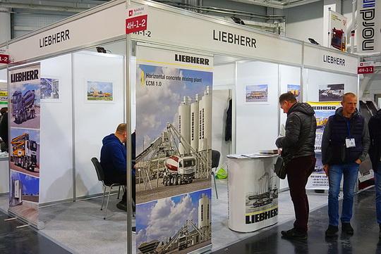 Выставка KyivBuild Ukraine-2020