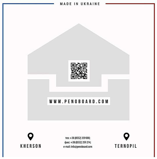 QR-код Penoboard