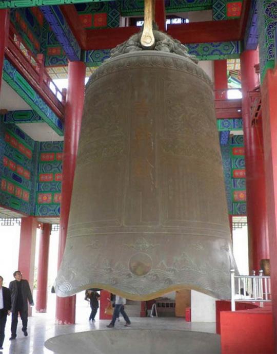 5 колоколов-гигантов со всего мира