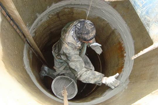Что делать, если ушла вода из колодца