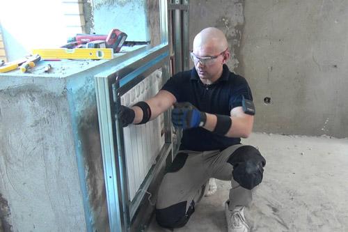 Инструменты для работы с гипсокартоном и техника безопасности