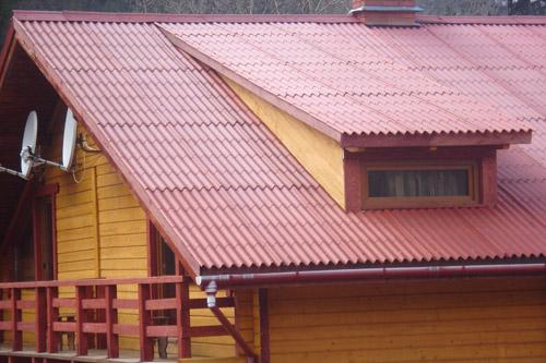 Как построить крышу в загородном доме