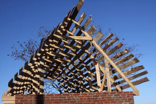 Как построить крышу. Стропильная конструкция.