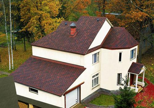 Скат - это наклонная плоскость крыши.