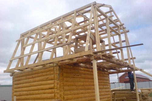 Как построить крышу. Стропильные конструкции