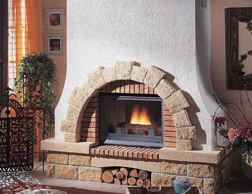 Как же отремонтировать печь или камин
