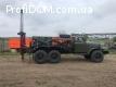 Буровая установка БГМ 1 на базе Зила 157 с конверсии малая н