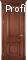 """Межкомнатная дверь из массива ольхи. Серия """"Люкс"""""""