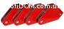 Набор магнитных угольников для сварочных работ (4 шт.) 6010
