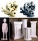 Пенопластовые изделия для интерьера, модели из пеноппласта
