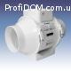 Вентс ТТ 100 – канальный вентилятор