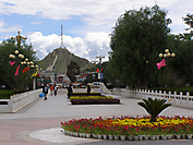 Летняя резиденция Далай-лам – Норбулинка