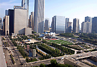 Millennium Park, США, 6-е место