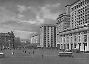Вид на улицу Горького