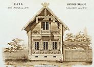 Классика русского деревянного зодчества