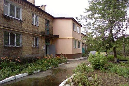 В Донецке без разрешения достраивали квартиру