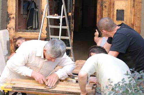 Реставрация исторических ворот во Львове завершена