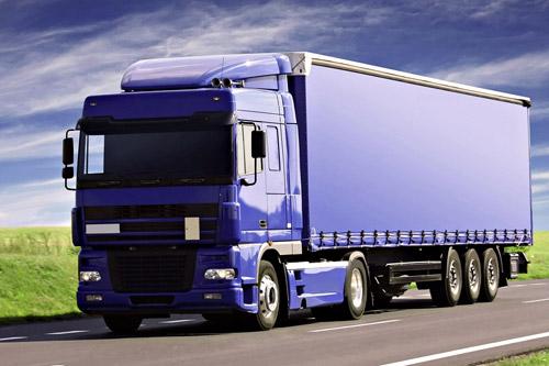 Очередной запрет на движение грузовиков по Киеву