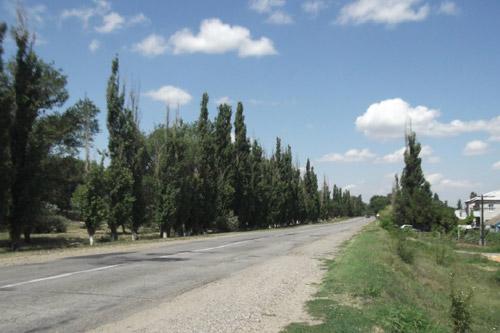 Участок херсонской дороги хотят ремонтировать второй раз за два года
