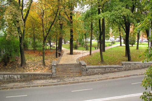 В Киеве в 2015 г. капитально отремонтируют 35 парков и скверов