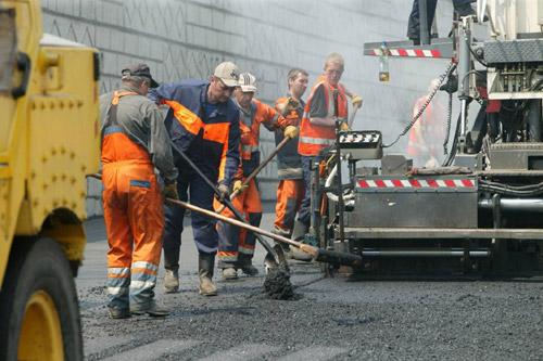 Плановый ремонт дорог Киева начнется в апреле