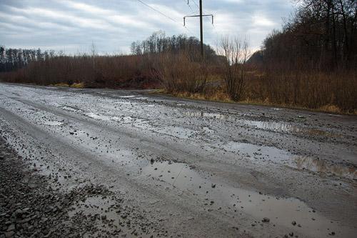 Дорогу из Львова в Луцк будут ремонтировать львовяне