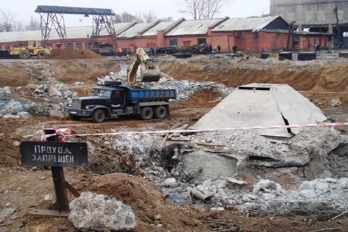 На восстановление обрушившейся шахты дали еще 110 млн. грн.