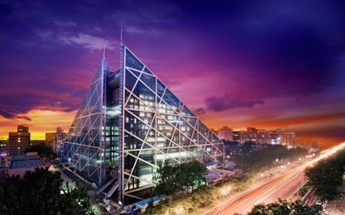 В Пекине сертифицировано первое здание по новой четвертой версии системы LEED