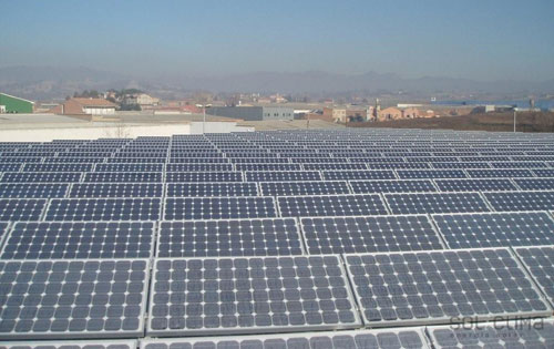 На Прикарпатье введена в эксплуатацию первая солнечная электростанция