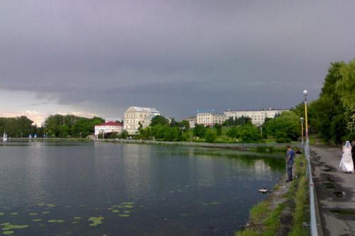 Тернополь обновит набережную и бульвары
