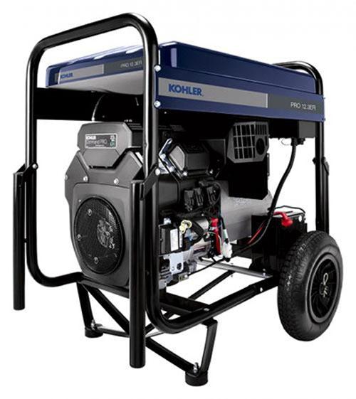 Kohler выходит на рынок передвижных генераторов