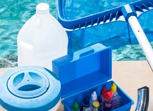 химия для бассейна аквадок