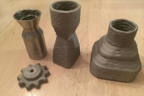 Создана технология 3D-печати изделий из металла