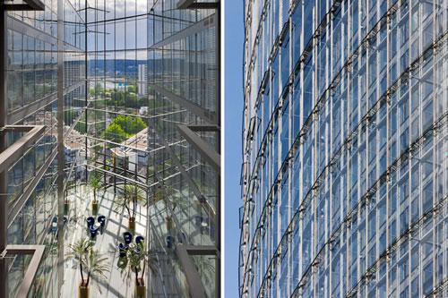 Назван самый энергоэффективный небоскреб десятилетия